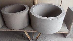 Bloco Pilar de Concreto redondo 40x40