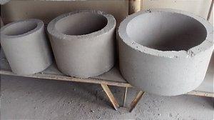 Bloco Pilar de Concreto redondo 30x30