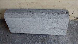 mini guia de jardim para piso intertravado 50x20x08