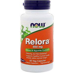 Relora Now Foods 300mg 60 Cápsulas