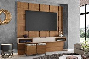 Painel/Home Suspenso para TV TB126 - Nobre Fosco