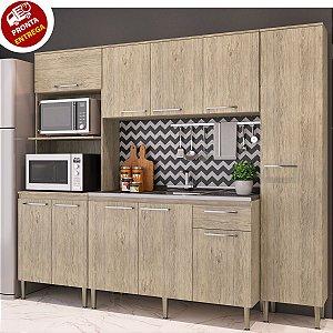Cozinha Completa Modulada 4 Peças Meissa - Arte Cass