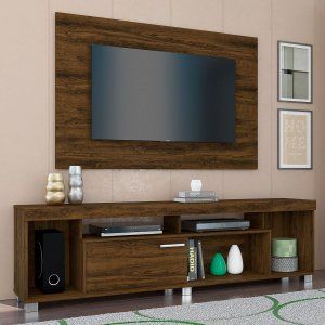Painel Home Para TV Combo Tomaz - Savana