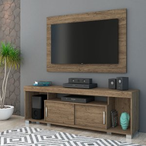 Painel Home Para TV Combo Pierre - Rijo