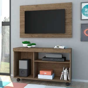 Painel Home Para TV Combo Bruno - Rijo