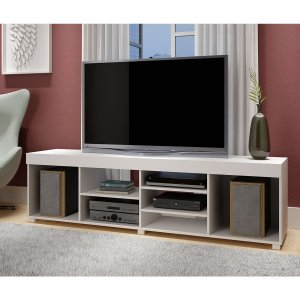 Rack para TV Sala/Quarto BR 251 - Branco