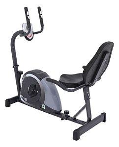 Bicicleta Ergométrica Horizontal Dream Magnética Mag 5000h