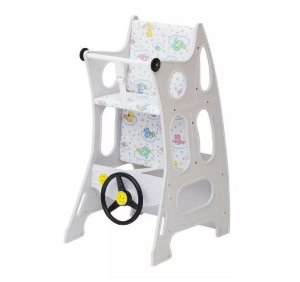 Cadeira Mágica Bebe Portátil Multifuncional Balanço 5 Em 1