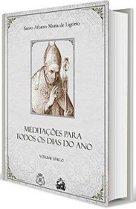 MEDITAÇÕES VOL. ÚNICO SANTO AFONSO