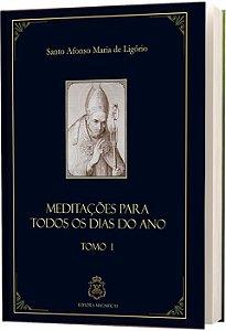 MEDITAÇÕES SANTO AFONSO TOMO I