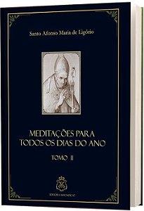 MEDITAÇÕES SANTO AFONSO TOMO II