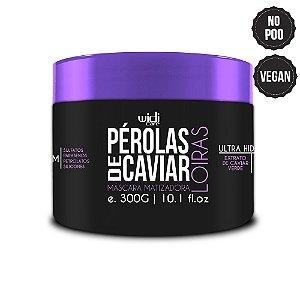 PÉROLAS DE CAVIAR LOIRAS  MASCARA MATIZADORA - 300G