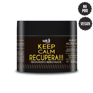 KEEP CALM RECUPERA MÁSCARA - 300G