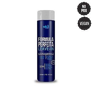 FÓRMULA PERFEITA LEAVE IN DE FINALIZAÇÃO - 300 ML