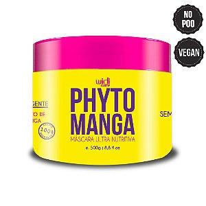 PHYTOMANGA CC CREAM MÁSCARA ULTRA NUTRITIVA - 500G