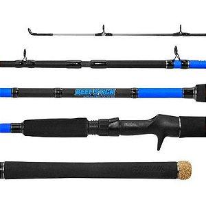 Vara Daiwa Beef Stick 1,83m 20-40lbs 2 Partes Carretilha