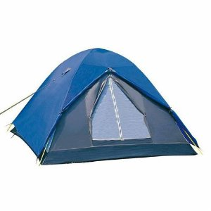 Barraca de Camping NTK Fox 5/6 Pessoas