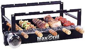 Churrasqueira Max Grill 5 Espetos 127V