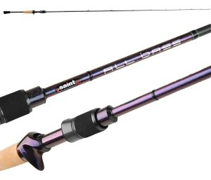 Vara Saint Plus Allbass 6-15 LBS 631-BC (carretilha)