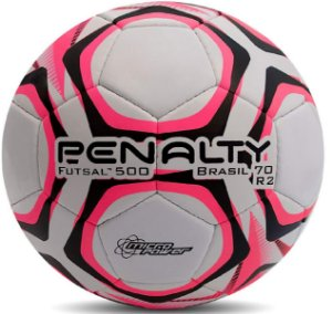 Bola de Futebol de Campo Penalty Brasil 70 R2 IX Costurada