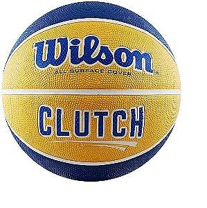 Bola de Basquete Wilson Clutch