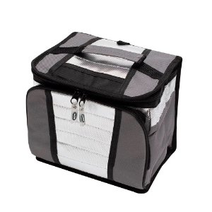 Bolsa Térmica Ice Cooler Mor 7,5 Litros - Cinza Chumbo