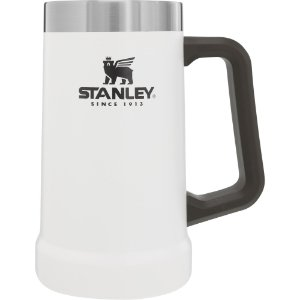 Caneca Térmica Stanley Branco - 0,709 L
