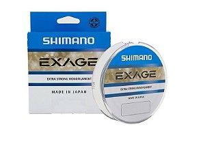 Linha Shimano Monofilamento Exage - 0.35mm 300m