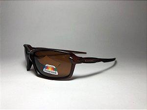 Óculos Polarizado Para Pesca Black Bird Fishing Marrom