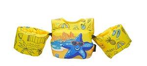 Colete Salva Vidas Infantil Homologado Starfish