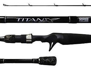 Vara Marine Sports Titan X 1,83m 25Lbs  2 Partes Carretilha