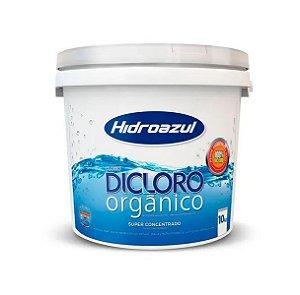 Cloro Granulado Hidroazul Dicloro Orgânico - 10Kg