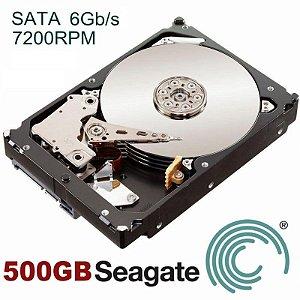 HD SATA SEAGATE PARA DVR 500GB