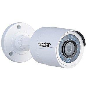 Camera Cftv Aquario 2.8mm, Ir 20m Full Hd 1080p Bullet