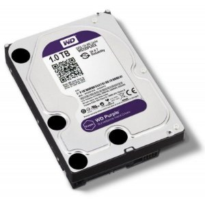 HD Sata Western Digital (WD) Purple 1TB