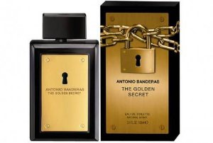 ANTONIO BANDERAS THE GOLDEN SECRET EDT MAS 100ML