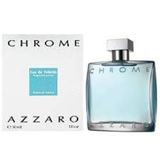 AZZARO CHROME EDT MAS 100 ml