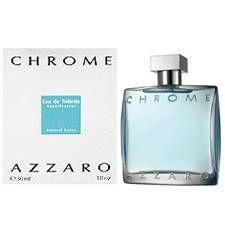 AZZARO CHROME EDT MAS 100 ml