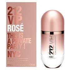 CAROLINA HERRERA 212 VIP ROSE EDP FEM 80ML