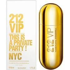 CAROLINA HERRERA 212 VIP EDP FEM 80ML