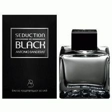 ANTONIO BANDERAS SEDUCTION IN BLACK EDT