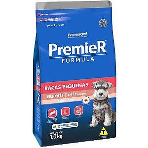 Ração Premier Formula Cães Filhotes Raças Pequenas