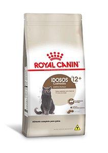 Ração Royal Canin Gato Idoso Castrados 12+ 1,5kg