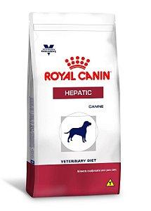 Ração Royal Canin Cães Hepatic 2kg
