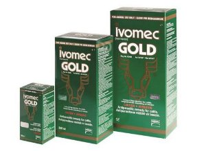 Ivermectina Ivomec Gold