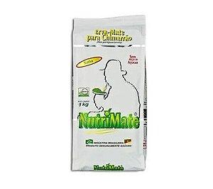 Erva Mate Nutrimate 1 Kg Nativa Sem Açucar Chimarrão