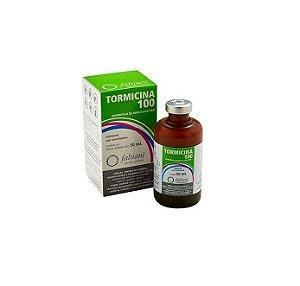 Antibiótico Tormicina 100 Injetável 50ml