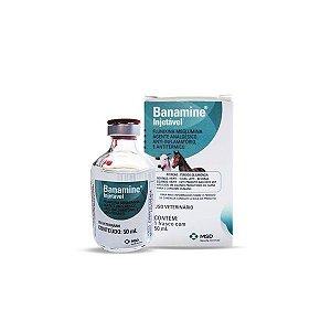 Antiinflamatório Banamine Injetável 50ml