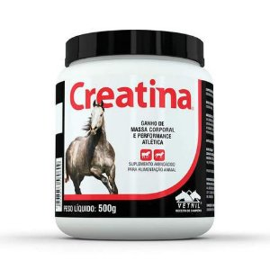 Creatina Vetnil 500g
