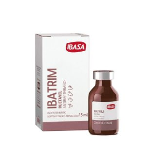 Ibatrim Injetável 15ml